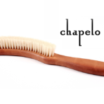 Chapelo-hat brush-natural